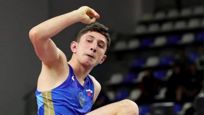 Подмосковный атлет стал победителем первенства Европы по вольной борьбе