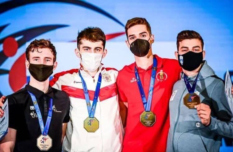 Подмосковный атлет стал победителем рейтингового турнира по тхэквондо в Болгарии