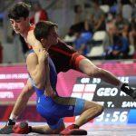 Подмосковный юниор стал бронзовым призёром чемпионата Европы по греко-римской борьбе