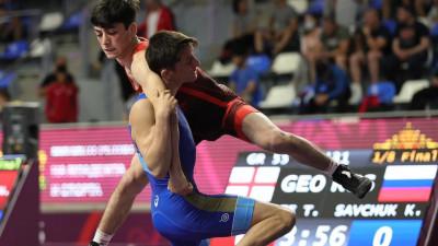 Подмосковный спортсмен стал бронзовым призером чемпионата Европы по греко-римской борьбе