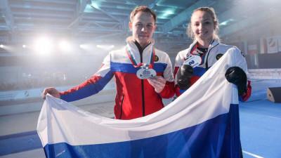 Подмосковный спортсмен стал серебряным призером международных соревнований по керлингу