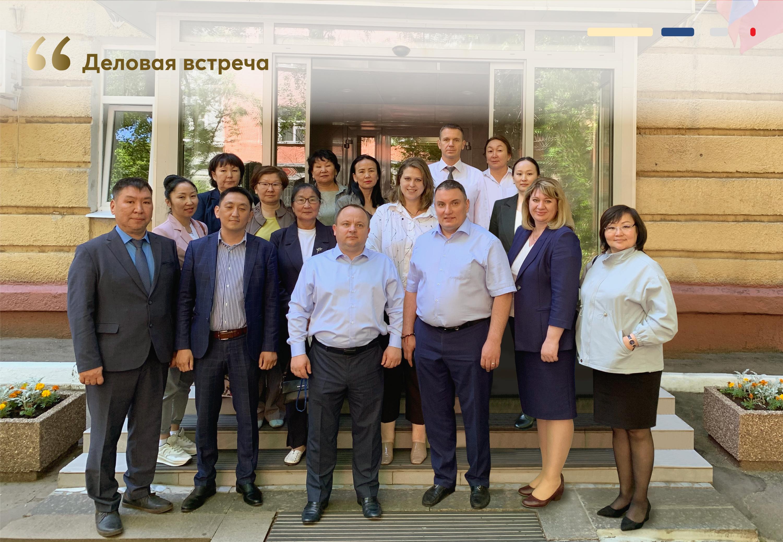 Республика Тыва заинтересовалась опытом Подмосковья по централизации бухгалтерского учета