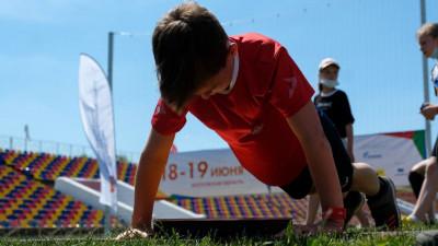 Школьники сдали нормативы комплекса ГТО в Люберцах