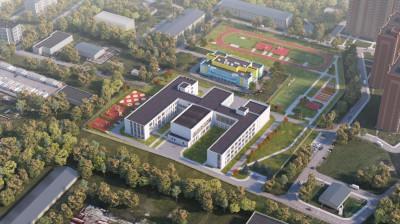 Школу на 550 мест построят в Щелковском городском округе