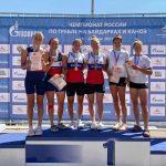 Спортсмены из Подмосковья завоевали 4 медали на чемпионате России по гребле на байдарках и каноэ