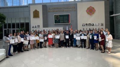 Свидетельства на «Социальную ипотеку» получили 60 медработников Подмосковья