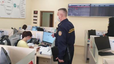 Свыше 7,7 тыс. обращений по содержанию территорий Подмосковья обработали в ЦУРе за неделю