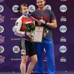 Тяжелоатлетка из Московской области завоевала бронзу чемпионата России