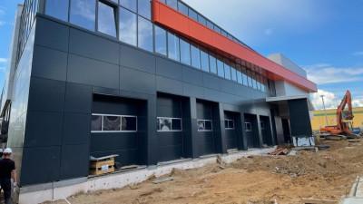 Торговый центр в Истре построят до конца 2021 года