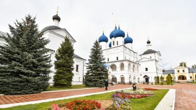 Достопримечательности города Серпухов