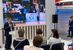 Участники I Всероссийского форума «Вектор детства» обсудили развитие детского спорта
