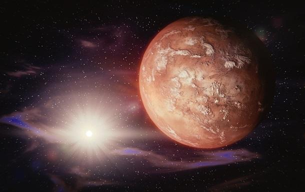 Ученые заявили, что Марс мог быть пригодным для жизни