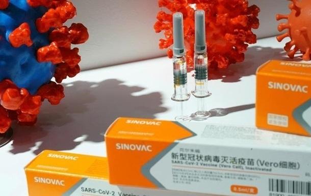 В Китае вакцину Sinovac одобрили для детей