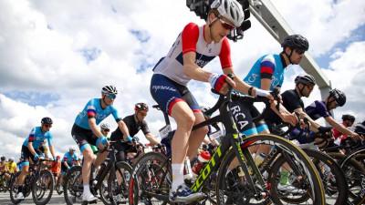 Второй велозаезд серии Gran Fondo прошел в Подмосковье