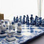 Выставка «Мир Шахмат. Гжель» открылась в Раменском округе