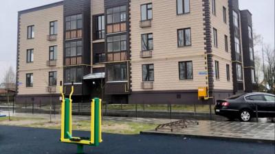 Жило й дом достроили в городском округе Егорьевск