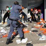 Беспорядки в ЮАР: фарс оппозиции на фоне трагедии