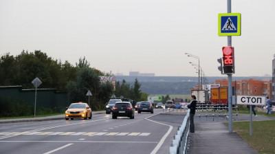 Более 260 км новых тротуаров построят вдоль региональных дорог в Подмосковье