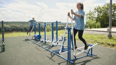 Более 2,2 тыс. спортивных площадок построили в Подмосковье за 7 лет