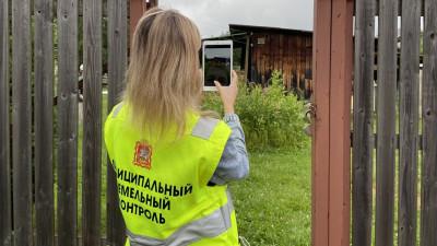 Более 2,9 тыс. участков осмотрели земельные инспекторы Богородского округа