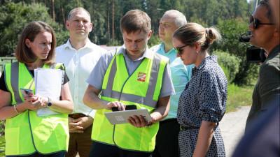 Более 2 тыс. участков осмотрели земельные инспекторы Орехово-Зуевского округа