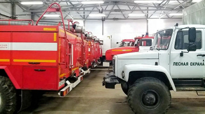 Более 200 единиц лесопожарной техники приобрели в Подмосковье за 9 лет