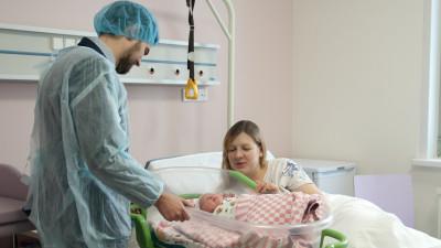 Более 30 тыс. семей получили выплаты для новорожденных в Московской области