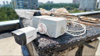 Более 300 камер видеонаблюдения за ходом капремонта домов установили в Подмосковье