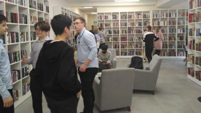 Более 6,3 млн человек посетили библиотеки Подмосковья за шесть месяцев