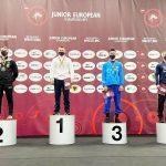 Борец из Подмосковья победил на первенстве Европы среди юниоров