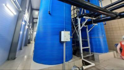 Cтанцию водоподготовки построили в Можайском округе