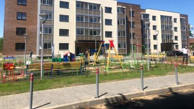 Дома для переселения подмосковных жителей в рамках реновации будут строить по единому стандарту