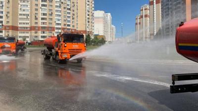 Дорожные службы возобновили аэрацию воздуха в Подмосковье