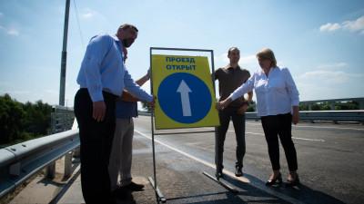 Движение для грузового транспорта в обход города открыли в Коломне