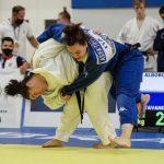 Дзюдоистка Алана Алборова стала бронзовым призером Кубка Европы