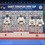 Дзюдоистка из Подмосковья попала в тройку лучших на Кубке Европы