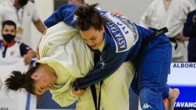 Дзюдоистка из Подмосковья стала бронзовым призером Кубка Европы