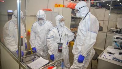 Еще 2,4 тыс. случаев коронавируса выявили в Подмосковье