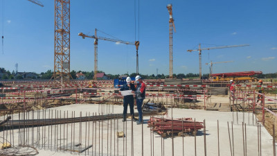 Главгосстройнадзор проверит 5 строящихся корпусов в ЖК «Равновесие» в Одинцовском округе