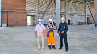 Главгосстройнадзор проверит ход строительства склада в Богородском округе