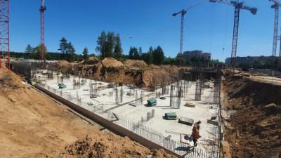 Главгосстройнадзор проверит ход строительства жилого дома в Мытищах