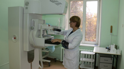 Медицинское оборудование в онкологическом центре