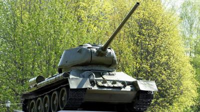 Гости музея в Красногорске смогут прокатиться на мини-танке