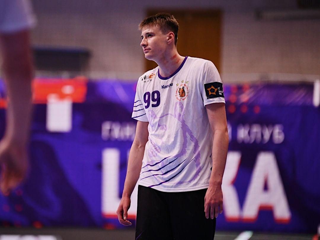 Игрок «Чеховских медведей» признан лучшим молодым гандболистом мира
