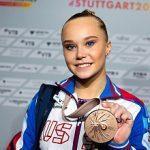 Игры XXXII Олимпиады в Токио: Ангелина Мельникова выиграла бронзовую медаль в личном многоборье