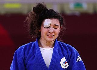 Игры XXXII Олимпиады в Токио: Дебютантка Игр Мадина Таймазова выиграла «бронзу» - первую медаль для России в дзюдо