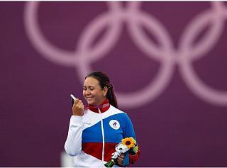 Игры XXXII Олимпиады в Токио: Елена Осипова выиграла «серебро» в стрельбе из лука – первую в истории России медаль в личном первенстве