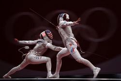 Игры XXXII Олимпиады в Токио: Инна Дериглазова - серебряный призёр по фехтованию на рапирах, Лариса Коробейникова - обладательница «бронзы»