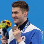 Игры XXXII Олимпиады в Токио: Климент Колесников выиграл «бронзу» на дистанции 100 м вольным стилем