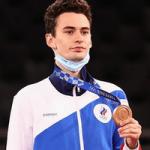 Игры XXXII Олимпиады в Токио: Михаил Артамонов - бронзовый призёр в соревнованиях по тхэквондо в категории до 58 кг